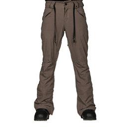 ThirtyTwo Wooderson Mens Snowboard Pants, Ash, 256