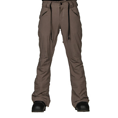 ThirtyTwo Wooderson Mens Snowboard Pants, Ash, viewer