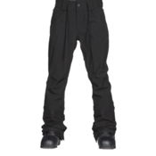 ThirtyTwo Wooderson Mens Snowboard Pants, Black, medium