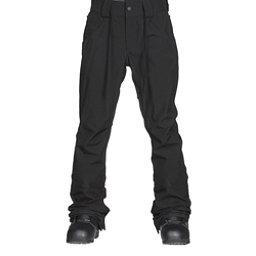 ThirtyTwo Wooderson Mens Snowboard Pants, Black, 256