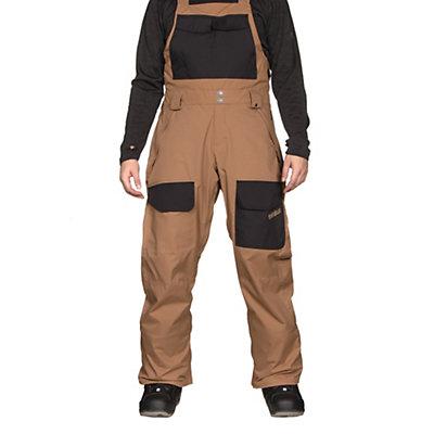 ThirtyTwo Basement Bib Mens Snowboard Pants, , viewer