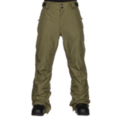 ThirtyTwo Muir Mens Snowboard Pants, Olive, medium