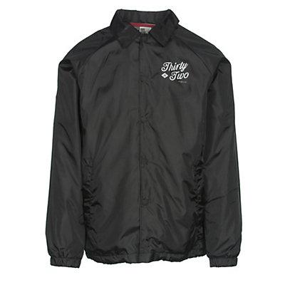 ThirtyTwo Kramer Coach Mens Jacket, Black, viewer