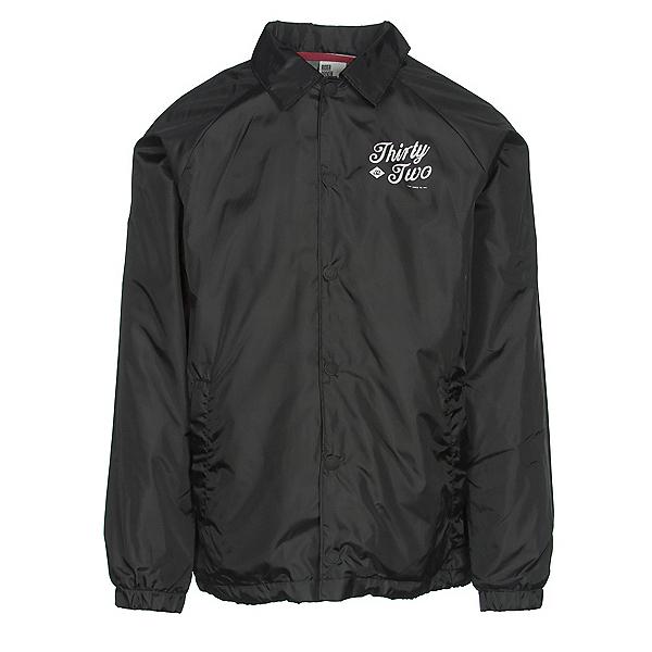 ThirtyTwo Kramer Coach Mens Jacket, Black, 600