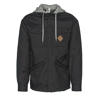ThirtyTwo Myder Hooded Jacket, Black, viewer
