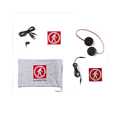 Outdoor Tech Chips 2.0 Helmet Audio Kit 2017, OT0052, viewer