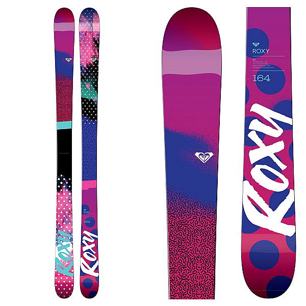 Roxy Ily Womens Skis, , 600