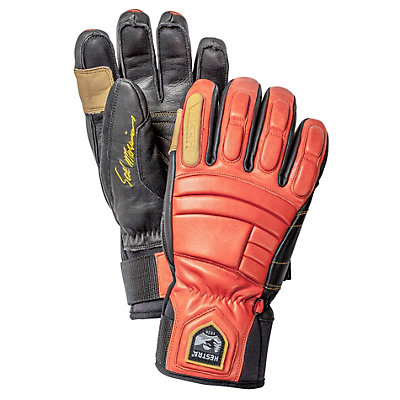Hestra Morrison Pro Model Gloves, Flame Red, viewer