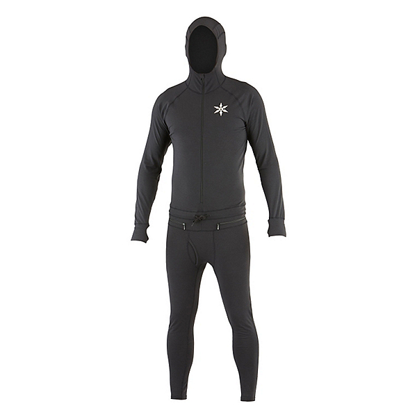 Air Blaster Classic Ninja Suit, Black, 600