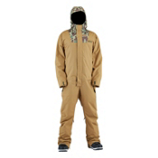 Air Blaster Freedom Mens One Piece Ski Suit, Camelflage, medium
