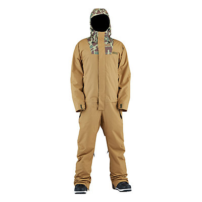 Air Blaster Freedom Mens One Piece Ski Suit, Camelflage, viewer