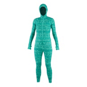 Air Blaster Classic Ninja Suit Womens Long Underwear Top, Wild Tribe, medium