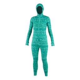 Air Blaster Classic Ninja Suit Womens Long Underwear Top, Wild Tribe, 256