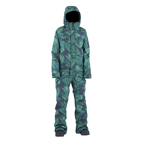 Air Blaster Freedom Womens One Piece Ski Suit, Night Jungle, 600