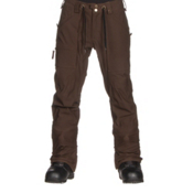 Burton Southside Slim Fit Mens Snowboard Pants, Mocha, medium