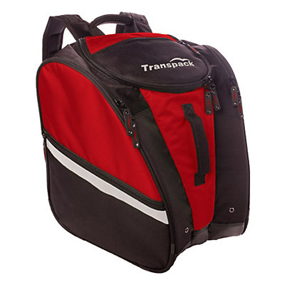 Transpack TRV Pro Ski Boot Bag 2018, Red-Silver Electric, viewer