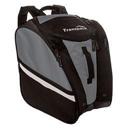 Transpack TRV Pro Ski Boot Bag 2018, Titanium-Silver Electric, 256