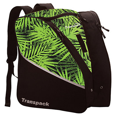 Transpack Edge Junior Ski Boot Bag 2017, Lime Palm, viewer