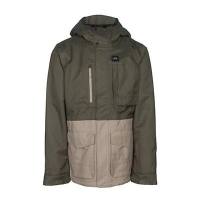 Oakley Great Scott BZS Mens Shell Snowboard Jacket, Oxide, viewer