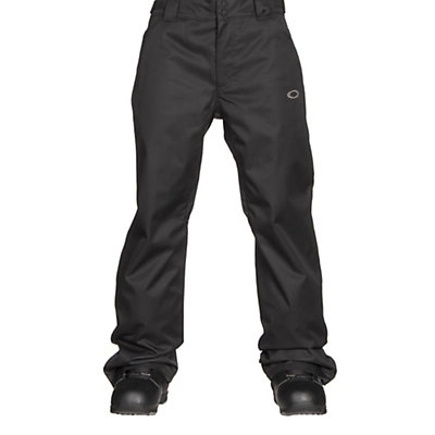 Oakley Sun King BZS Mens Snowboard Pants, Jet Black, viewer