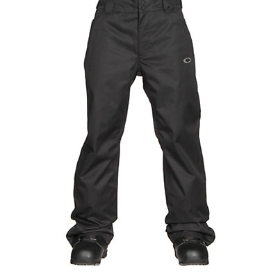 Oakley Sun King BioZone Shell Mens Snowboard Pants, Jet Black, viewer