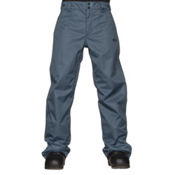 Oakley Sun King BZS Mens Snowboard Pants, Blue Shade, medium