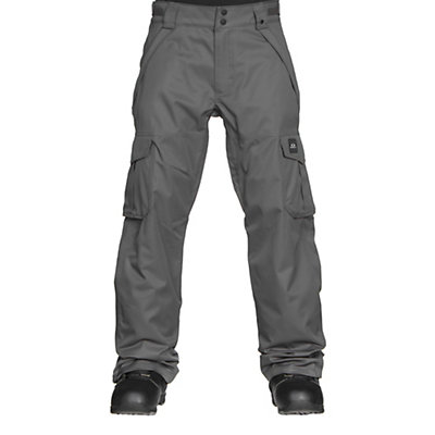 Oakley Arrowhead BioZone Insulated Mens Snowboard Pants, Forged Iron, viewer