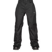 Oakley Sun King BioZone Insulated Mens Snowboard Pants, Jet Black, medium