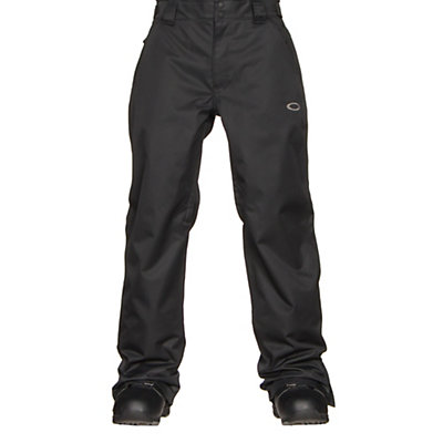 Oakley Sun King BioZone Insulated Mens Snowboard Pants, Jet Black, viewer