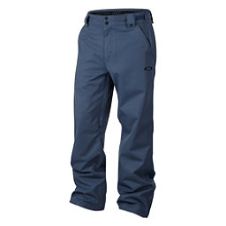Oakley Sun King BioZone Insulated Mens Snowboard Pants, Blue Shade, 256