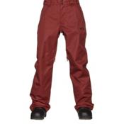 Oakley Sun King BioZone Insulated Mens Snowboard Pants, Fired Brick, medium