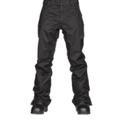 Oakley Jackpot 2 BioZone Shell Mens Snowboard Pants, Jet Black, medium