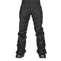 Oakley Jackpot 2 BioZone Shell Mens Snowboard Pants, Jet Black, 256