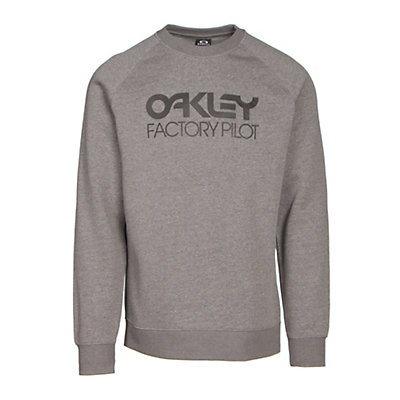 Oakley DWR Factory Pilot Crew Mens Sweater, Burnished, viewer