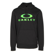 Oakley Lockup LTD Mens Hoodie, Prizm Jade, medium
