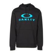 Oakley Lockup LTD Mens Hoodie, Prizm Sapphire, medium