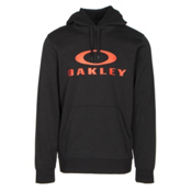 Oakley Lockup LTD Mens Hoodie, Prizm Torch, medium