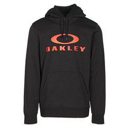 Oakley Lockup LTD Mens Hoodie, Prizm Torch, 256