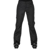 Oakley Limelight BZS Womens Snowboard Pants, Jet Black, medium