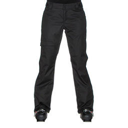 Oakley Limelight BZS Womens Snowboard Pants, Jet Black, 256