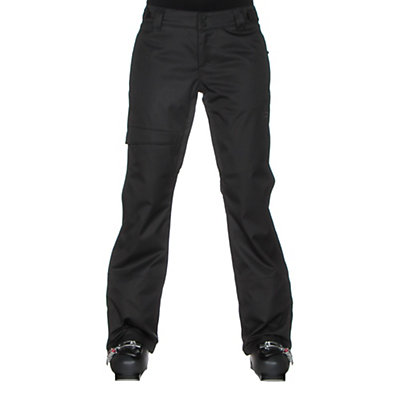 Oakley Limelight BZS Womens Snowboard Pants, Blue Shade, viewer
