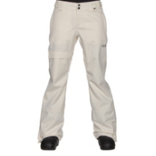 Oakley Limelight BZS Womens Snowboard Pants, Arctic White, medium