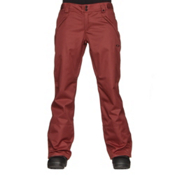 Oakley Stickline BZI Womens Snowboard Pants, Fired Brick, medium