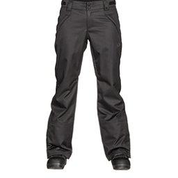 Oakley Stickline BZI Womens Snowboard Pants, Jet Black, 256