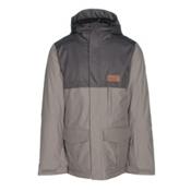 Oakley Needles BioZone Mens Insulated Snowboard Jacket, Oxide, medium