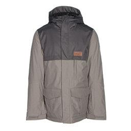 Oakley Needles BioZone Mens Insulated Snowboard Jacket, Oxide, 256