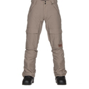Oakley Hawkeye BioZone Shell Mens Snowboard Pants, Rye, medium
