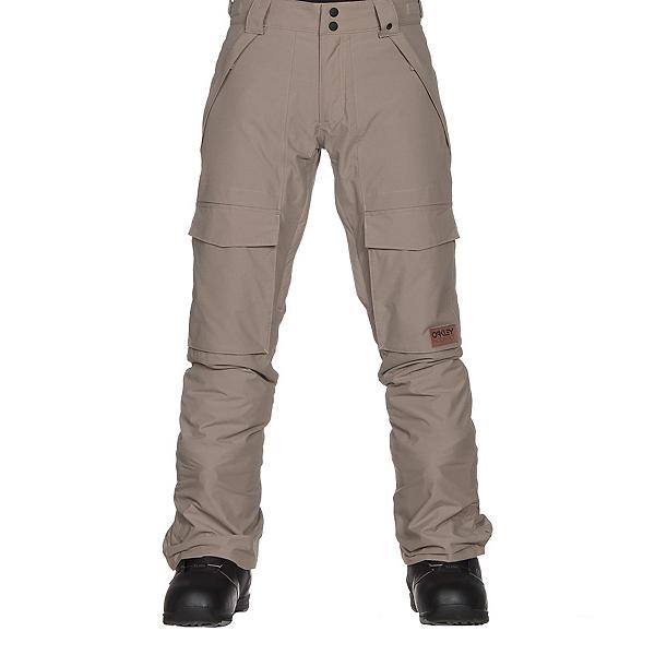 Oakley Hawkeye BioZone Shell Mens Snowboard Pants, Rye, 600