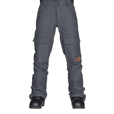 Oakley Hawkeye BioZone Shell Mens Snowboard Pants, Rye, viewer