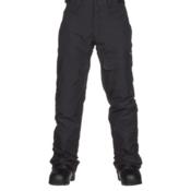 Oakley Whiteroom BioZone Mens Snowboard Pants, Jet Black, medium